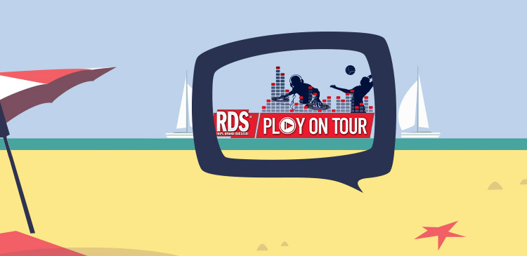 #ideefertili all'RDS Play on Tour