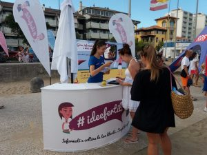 Ideefertili RDS Play on tour Ligano Sabbiadoro