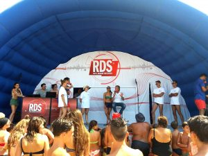 Sciacca RDS Play On Tour