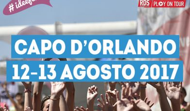 Capo d'Orlando RDS Play on Tour